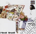 L'ORSO BRUNO cd musicale di Antonello Venditti