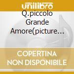 Q.PICCOLO GRANDE AMORE(PICTURE DISC) cd musicale di Claudio Baglioni