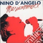 MUSICAMMORE cd musicale di Nino D'angelo