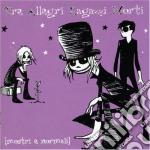 Tre Allegri Ragazzi Morti - Mostri E Normali cd musicale di TRE ALLEGRI RAGAZZI MORTI