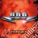 BEST OF U.D.O.                            cd musicale di U.D.O.