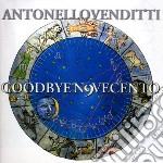 GOODBYE N9VECENTO cd musicale di Antonello Venditti