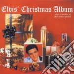 THE CHRISTMAS ALBUM cd musicale di Elvis Presley
