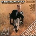 Mancini country - mancini henry cd musicale di Henry Mancini
