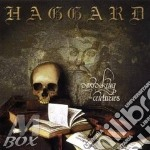 AWAKING THE CENTURIES cd musicale di HAGGARD