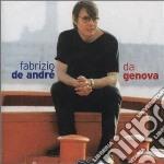 DA GENOVA (RACCOLTA) cd musicale di Fabrizio De Andrè