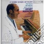 Henry Mancini - A Warm Shade Of Ivory cd musicale di Henry Mancini