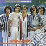 I GRANDI SUCCESSI ORIGINALI (2CDX1) cd musicale di COLLAGE
