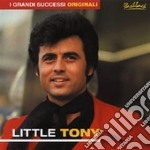 I GRANDI SUCCESSI ORIGINALI (2CDX1) cd musicale di Tony Little