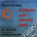 Riz Ortolani - Fratello Sole Sorella Luna - OST cd musicale di Riz Ortolani
