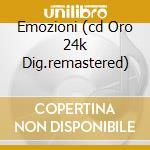 EMOZIONI (CD ORO 24K DIG.REMASTERED) cd musicale di Lucio Battisti