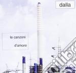 LE CANZONI D'AMORE cd musicale di Lucio Dalla