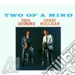Two of a mind - desmond paul mulligan gerry cd musicale di Paul demond & gerry mulligan
