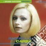 I GRANDI SUCCESSI ORIGINALI cd musicale di Raffaella Carra'