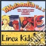 TIVULANDIA VOL.3 cd musicale di ARTISTI VARI
