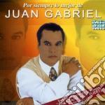 POR SIEMPRE LO MEJOR cd musicale di GABRIEL JUAN