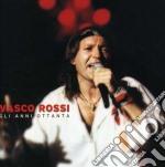 GLI ANNI OTTANTA(cont.I TESTI) cd musicale di Vasco Rossi