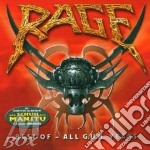 BEST OF ALL G.U.N. YEARS                  cd musicale di RAGE