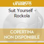 Rockola cd musicale di Yourself Suit