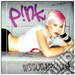 MISSUNDAZTOOD cd musicale di PINK