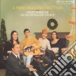 A merry mancini christmas cd musicale di Henry Mancini