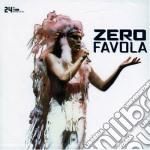 ZERO FAVOLA(24bit digit.remast.) cd musicale di Renato Zero