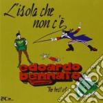L'ISOLA CHE NON C'E(the best of) cd musicale di Edoardo Bennato