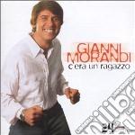 C'ERA UN RAGAZZO (2CDx1)24bit d.r. cd musicale di Gianni Morandi