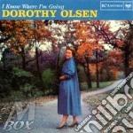 Dorothy Olsen - I Know Where I'M Going cd musicale di Olsen Dorothy