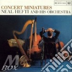 Concert miniatures cd musicale di Neal hefty & his orc