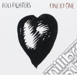 ONE BY ONE cd musicale di FOO FIGHTERS