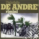 RIMINI cd musicale di Fabrizio De Andrè