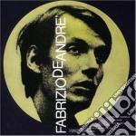 Fabrizio De Andre' - Volume 3 cd musicale di Fabrizio De Andrè