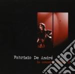 IN CONCERTO VOL.II cd musicale di Fabrizio De Andrè