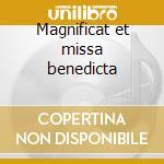 Magnificat et missa benedicta cd musicale di Nicholas Ludford