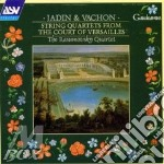 String quartets / court of versa cd musicale di Jadin / vachon