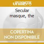 Secular masque, the cd musicale di William Boyce