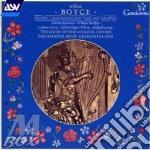 Boyce, W. - David'S Lamentation Over cd musicale di William Boyce