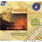 8 piano concertos, the cd musicale di Giovanni Paisiello