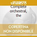 Complete orchestral, the cd musicale di Muzio Clementi