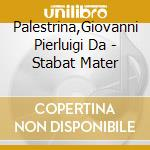 Stabat mater cd musicale di Palestrina