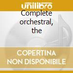 Complete orchestral, the cd musicale di Johannes Brahms