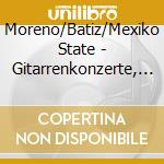 3 guitar concertos, the cd musicale di Rodrigo
