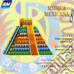 Musica mexicana vol.8 cd musicale di Artisti Vari