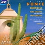 3 concertos, the cd musicale di Ponce