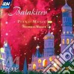Piano music v.2 cd musicale di Mily Balakirev