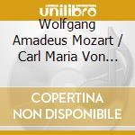 Quintetti per clarinetto cd musicale di Mozart/weber