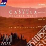 Chamber music ex novo ensemble cd musicale di Alfredo Casella