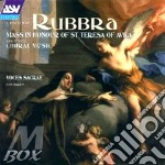 Choral works cd musicale di Edmund Rubbra
