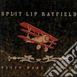Never make it home - cd musicale di Split lip rayfield